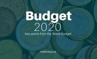 Budget 2020 logo
