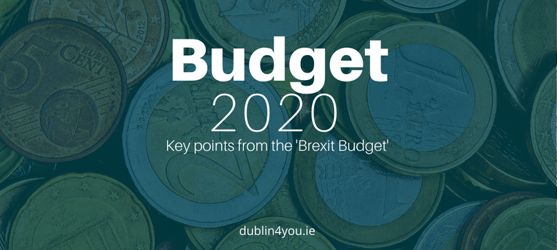 The risk of No-Deal Brexit, housing package, climate action plan, income tax, additional measures