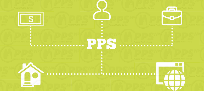Personal Public Service Number (often abbreviated to PPS or PPSN) is a unique personal identification number that is used when dealing with public bodies in Ireland.